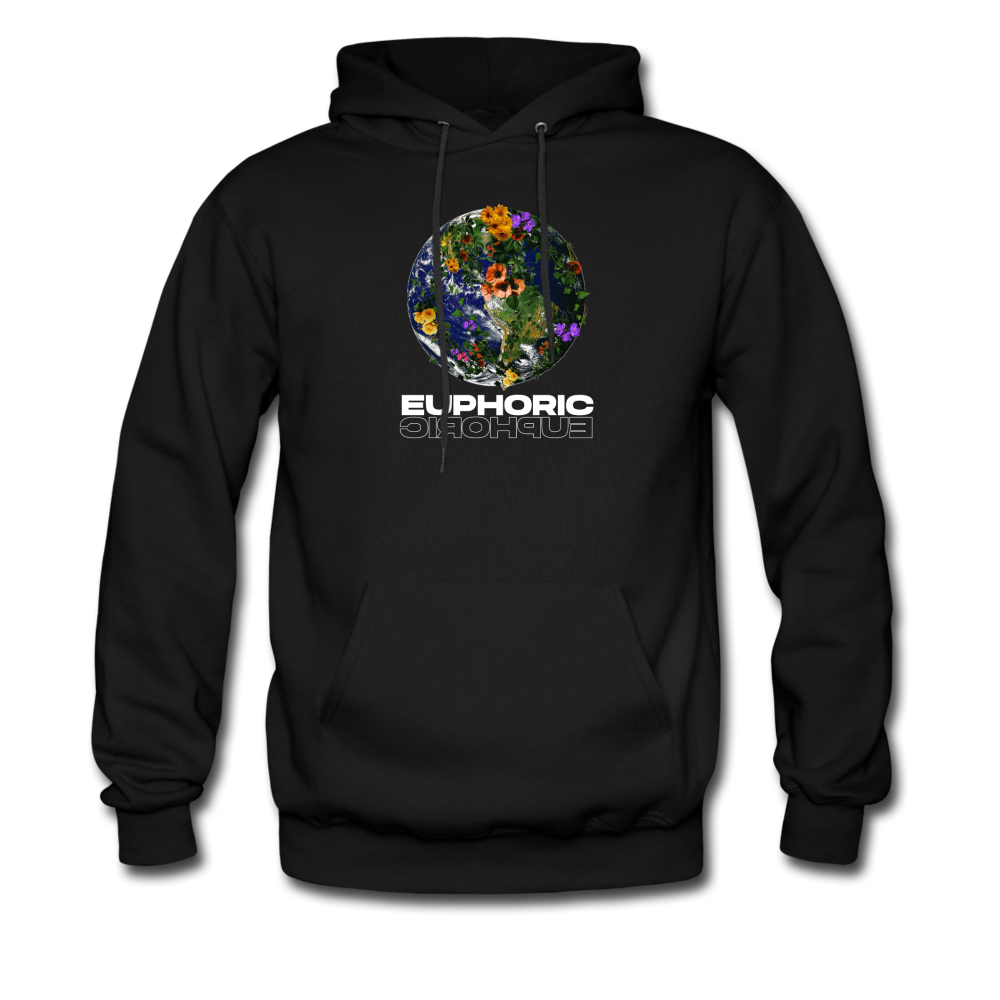 Load image into Gallery viewer, Euphoric Mateo Hoodie - black
