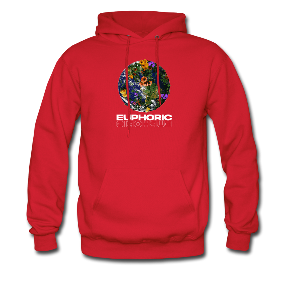 Load image into Gallery viewer, Euphoric Mateo Hoodie - red