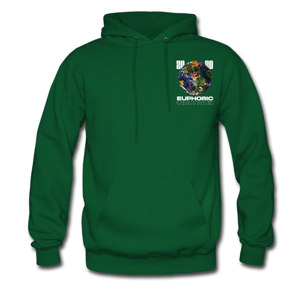 Load image into Gallery viewer, Euphoric Mateo 2020 Limited Edition Hoodie - forest green