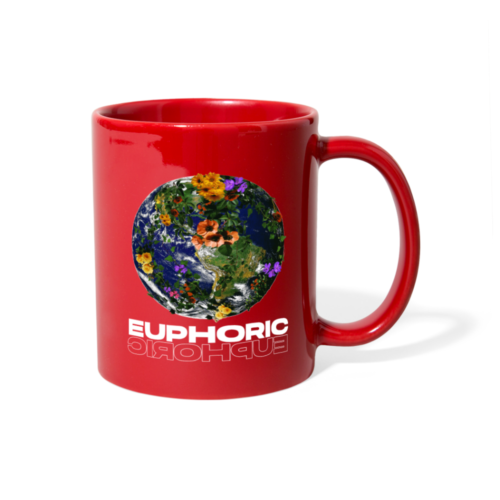 Load image into Gallery viewer, Euphoric Mateo Mug - red