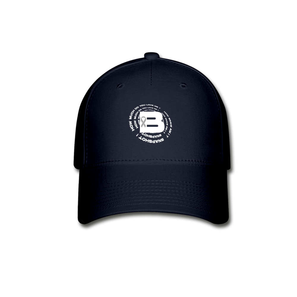 Load image into Gallery viewer, B's Slogan Hat - navy