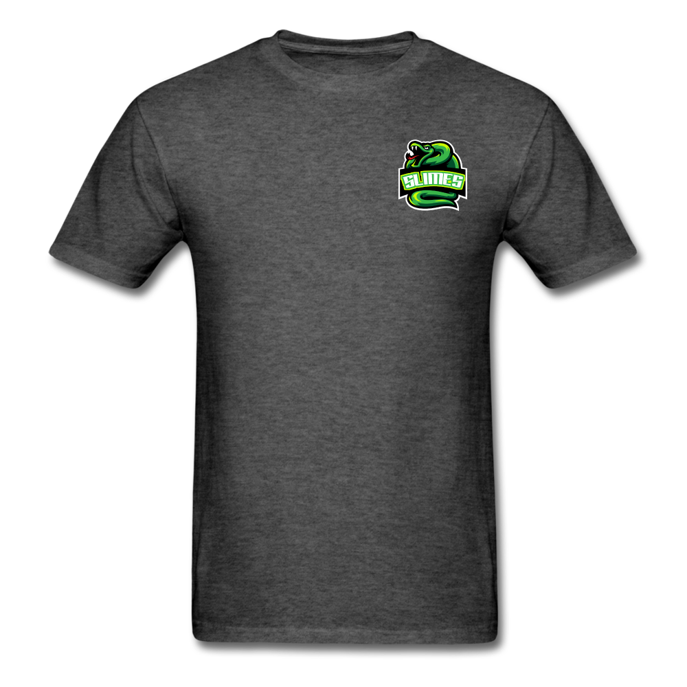 Load image into Gallery viewer, Mike Slime Shirt - heather black