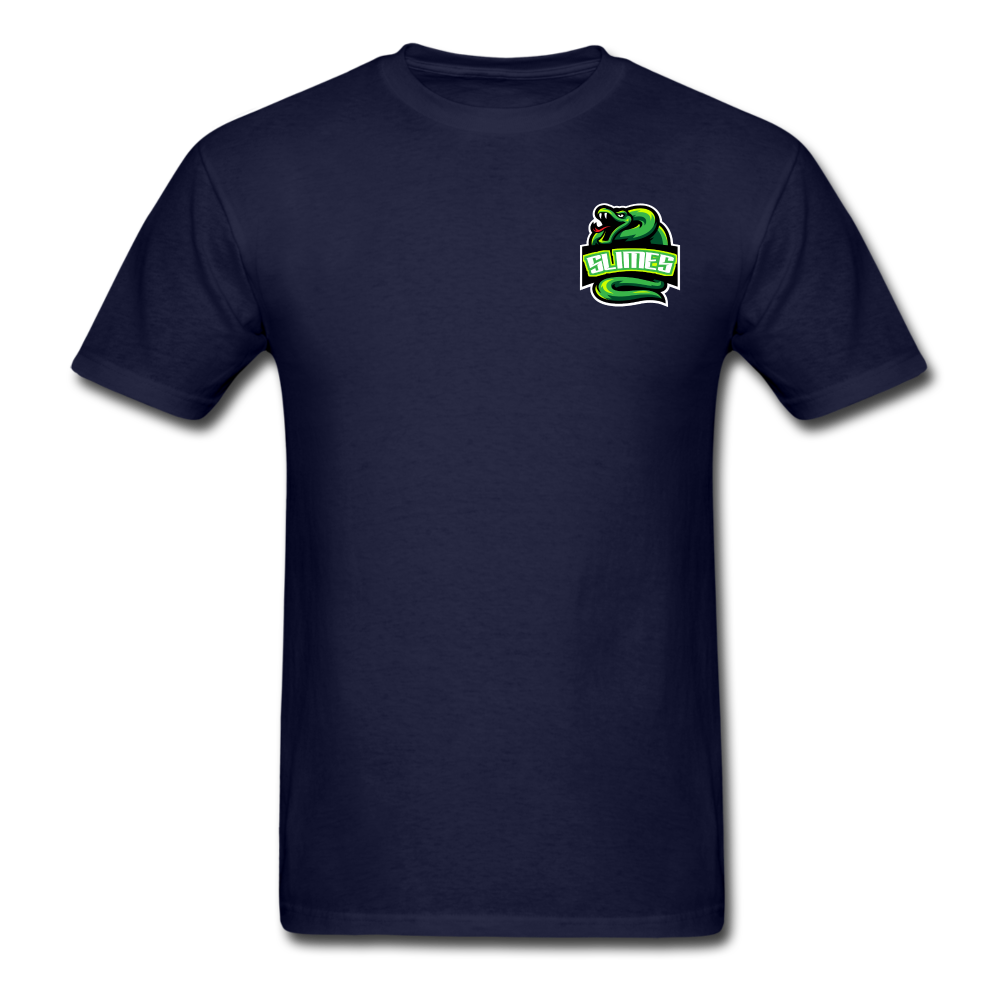 Load image into Gallery viewer, Mike Slime Shirt - navy