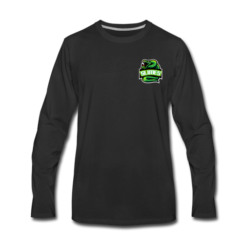 Mike Slime Long Sleeve - black