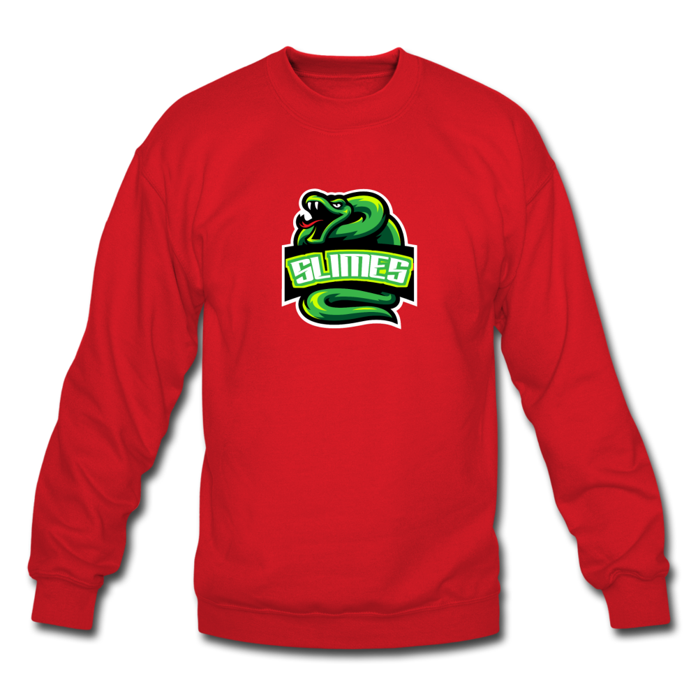 Load image into Gallery viewer, Mike Slime Sweatshirt - red