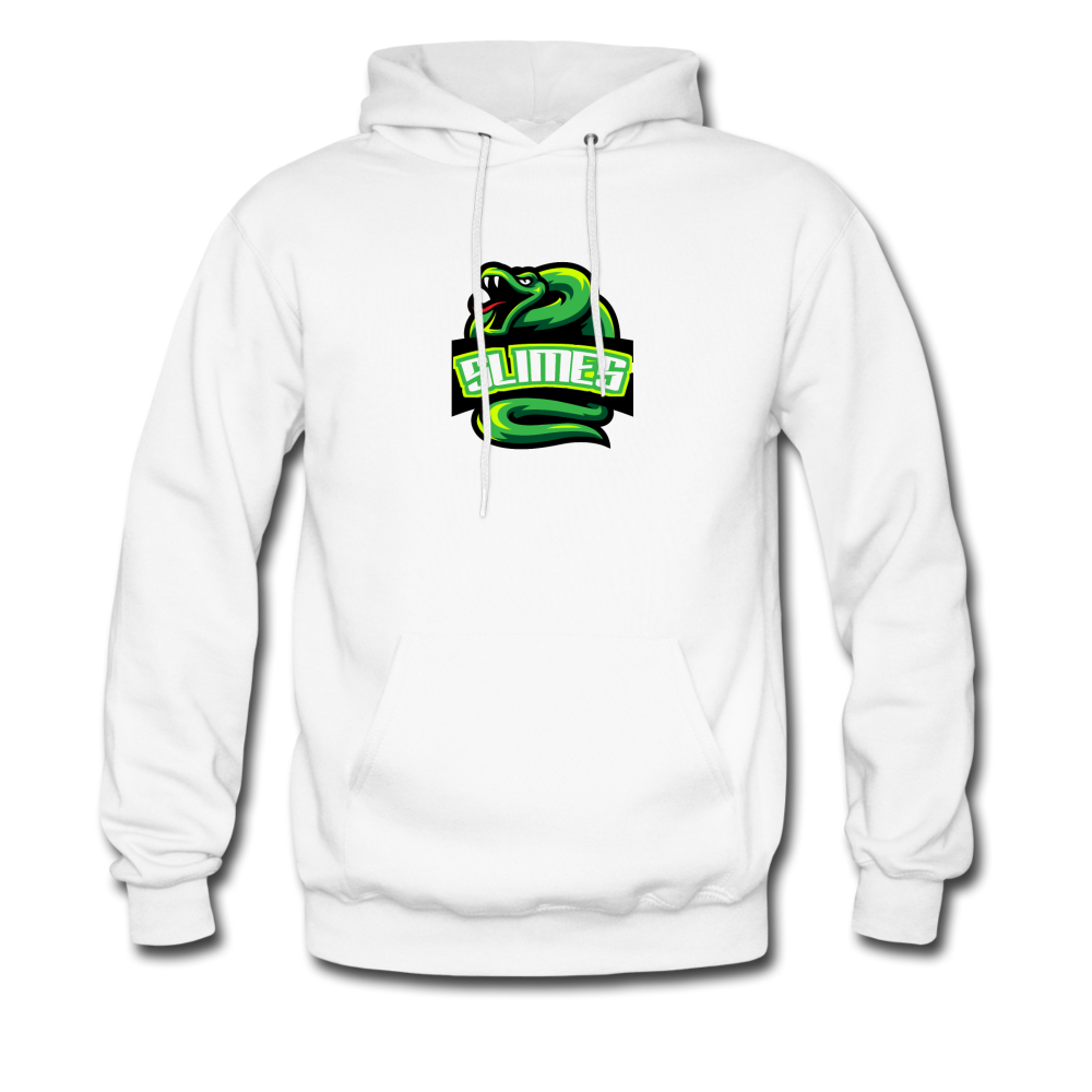 Load image into Gallery viewer, Mike Slime Hoodie - white