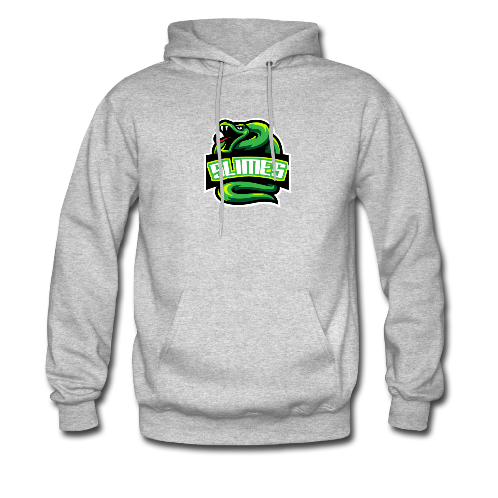 Load image into Gallery viewer, Mike Slime Hoodie - heather gray