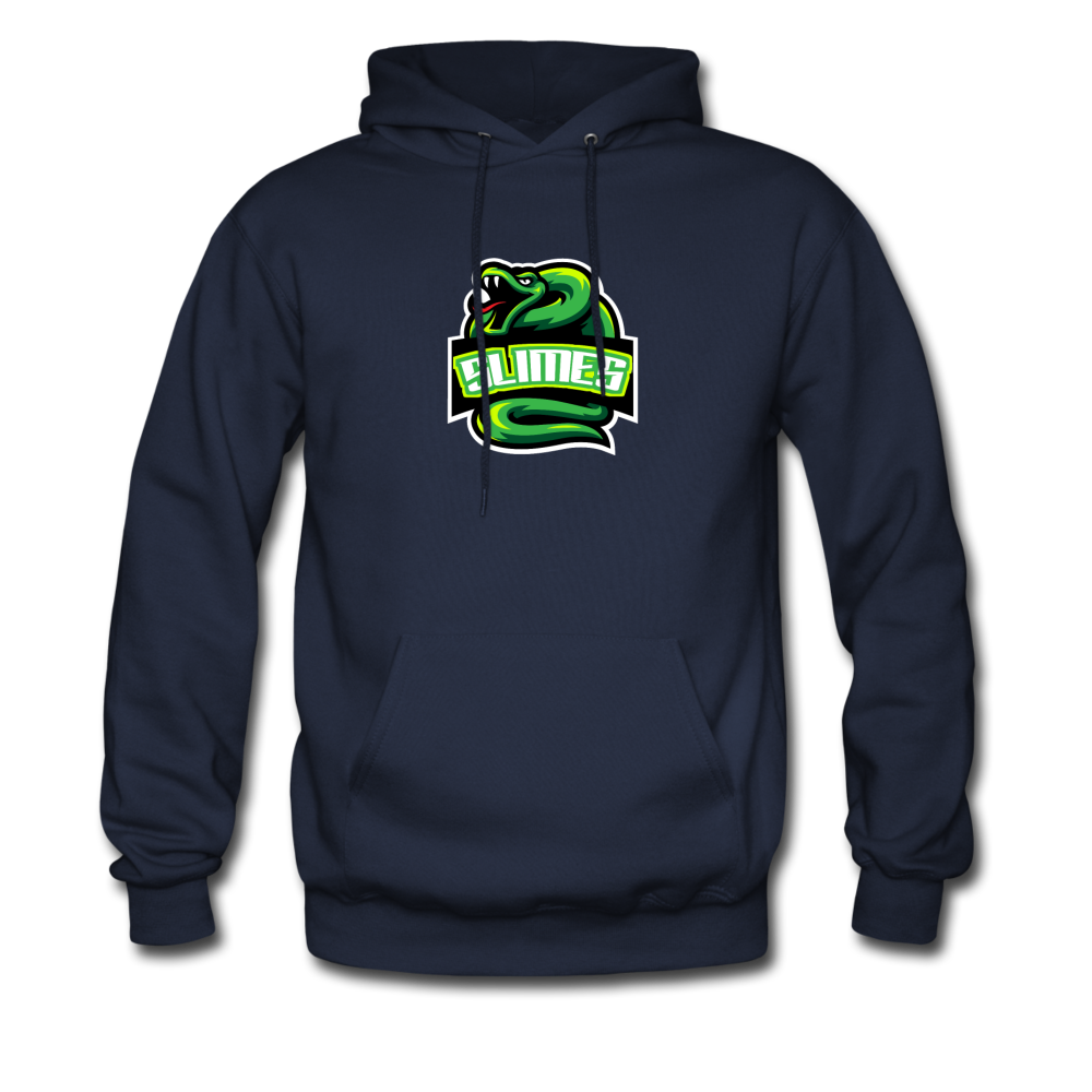 Load image into Gallery viewer, Mike Slime Hoodie - navy