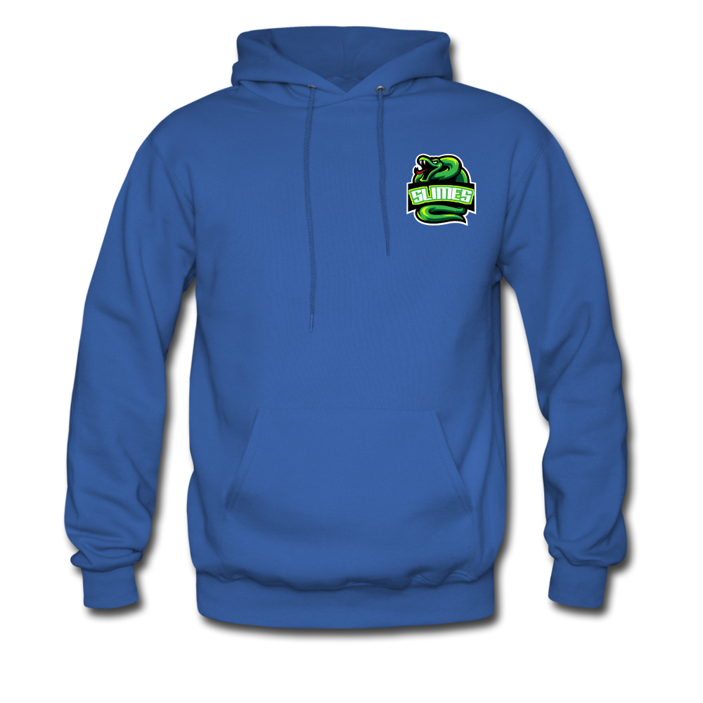 Load image into Gallery viewer, Mike Slime Hoodie - royal blue
