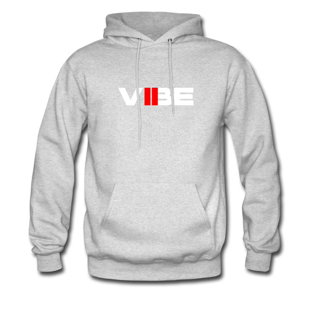 "Load image into Gallery viewer, Elias ""VIBE"" Hoodie - ash"