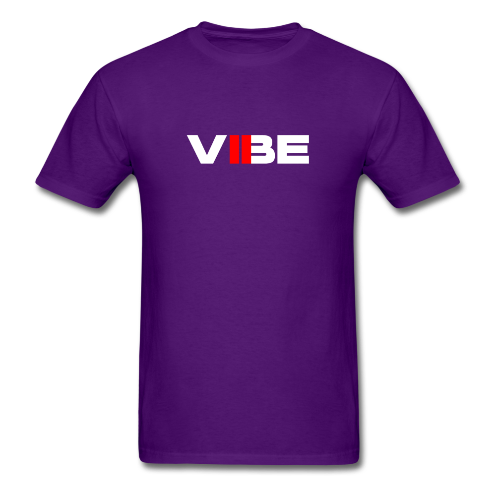"Load image into Gallery viewer, Elias ""VIBE"" Shirt - purple"