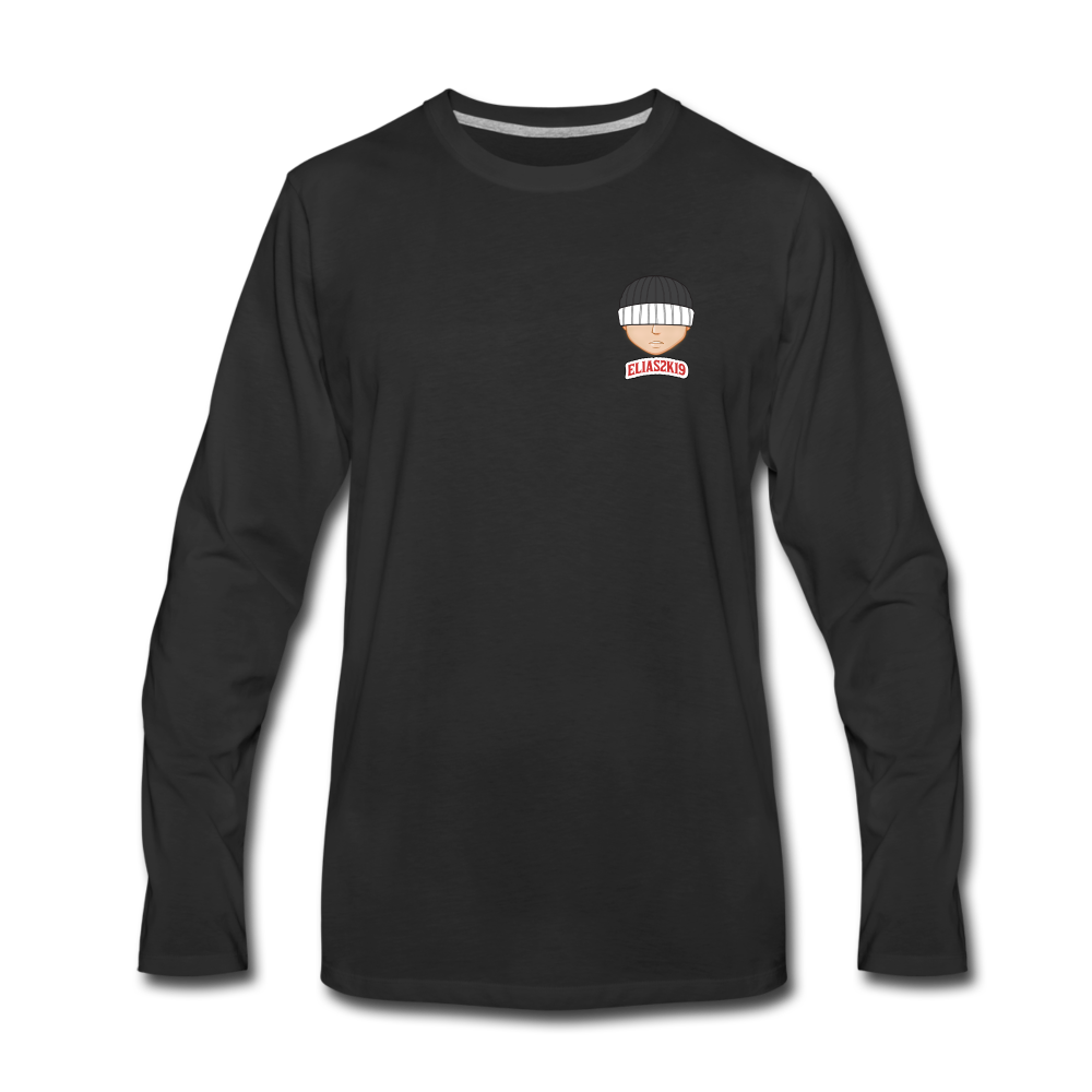Load image into Gallery viewer, Elias 2K19 Long Sleeve - black