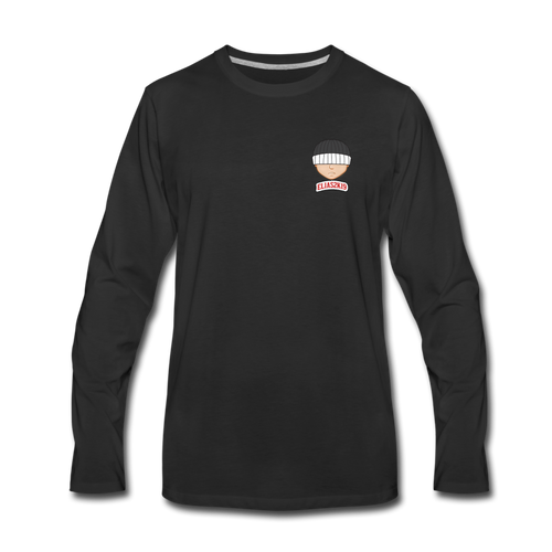 Elias 2K19 Long Sleeve - black