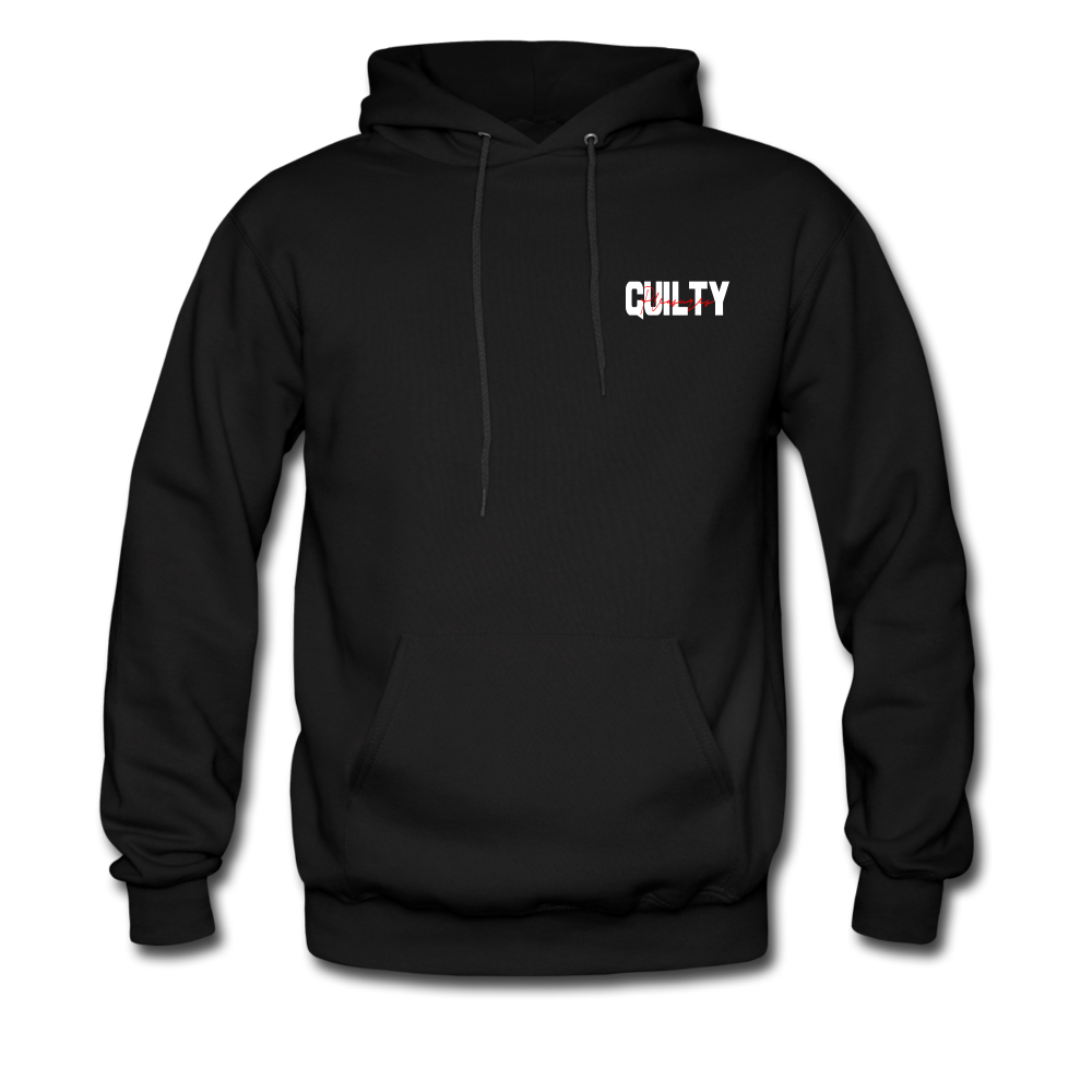"Load image into Gallery viewer, Mason Patterson ""Guilty Pleasures"" Hoodie - black"