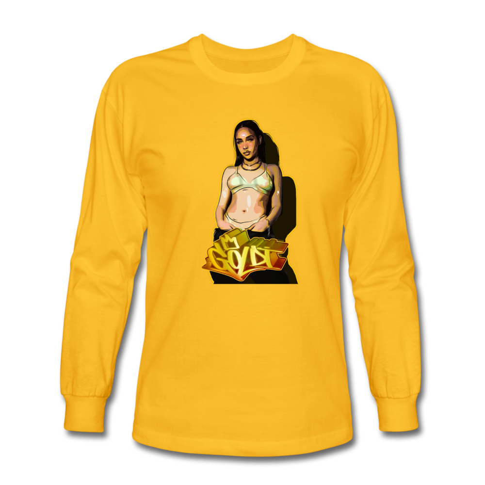 Load image into Gallery viewer, Dre Goldi Long Sleeve - gold