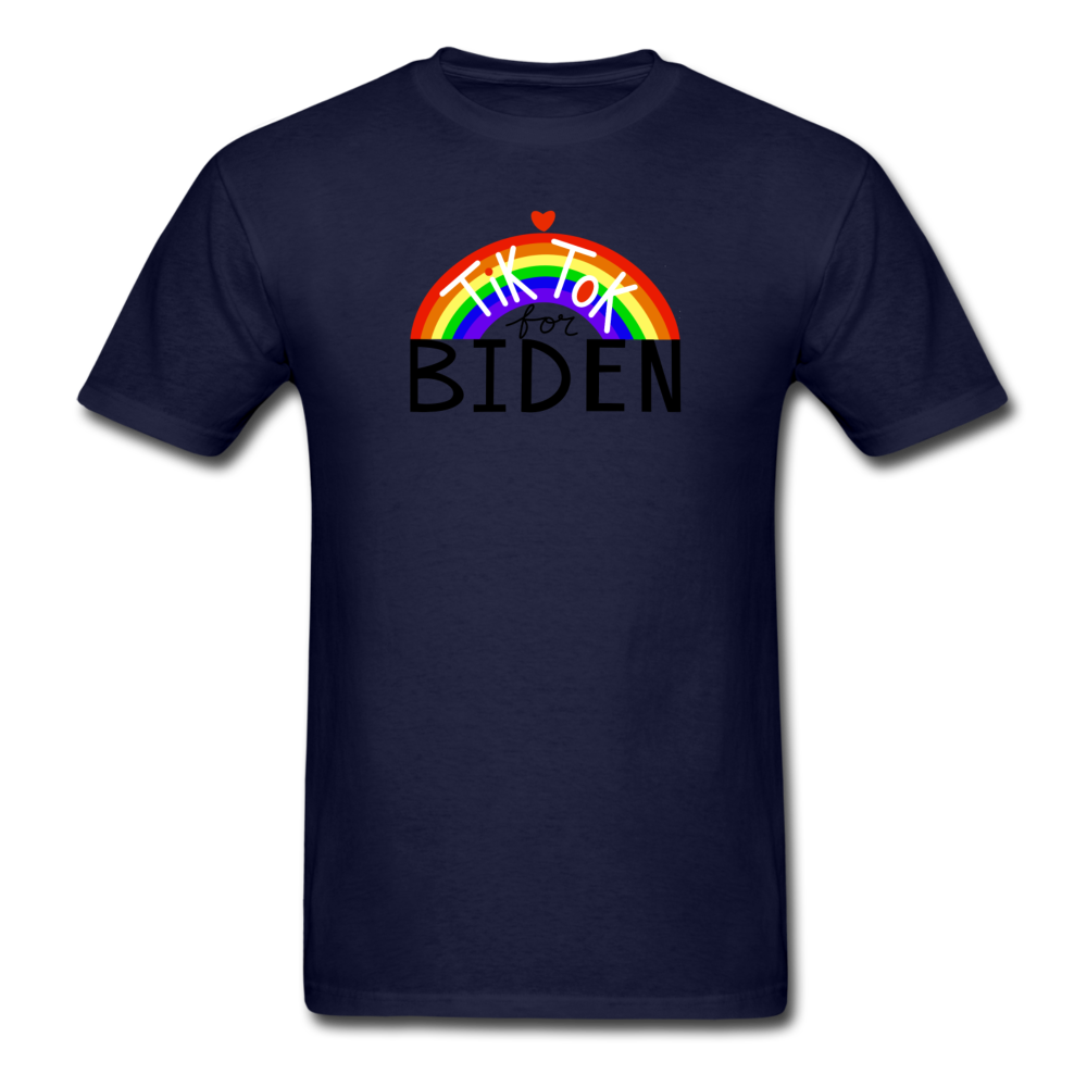 Load image into Gallery viewer, TikTok for Biden (Front/Back) - navy