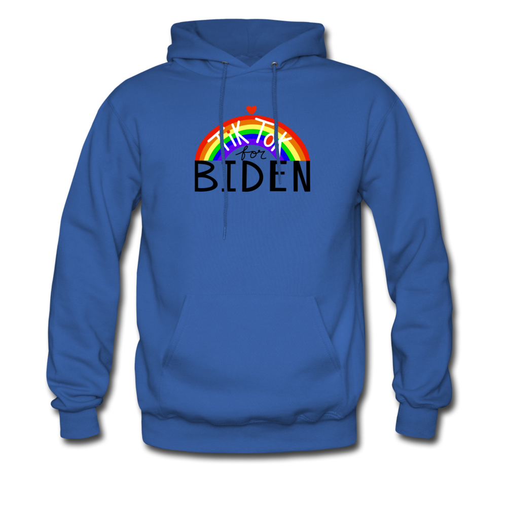 Load image into Gallery viewer, TikTok for Biden (Front/Back) - royal blue