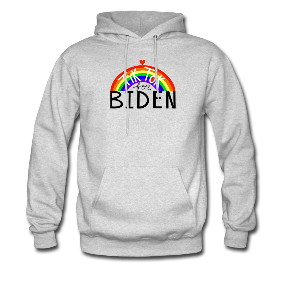 Load image into Gallery viewer, TikTok for Biden (Front/Back) - ash