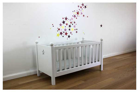 "bed4baby ""2 in 1"" Babybett & Kinderbank"