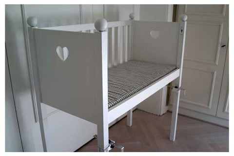 "bed4baby ""3 in 1"" Beistellbettvariante"