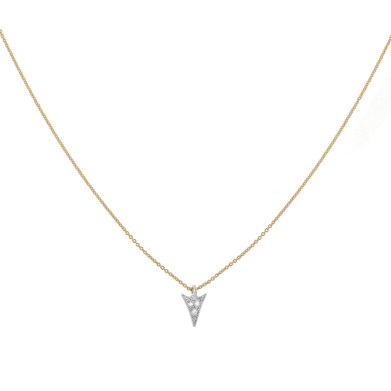 Collier Allegria Triangle