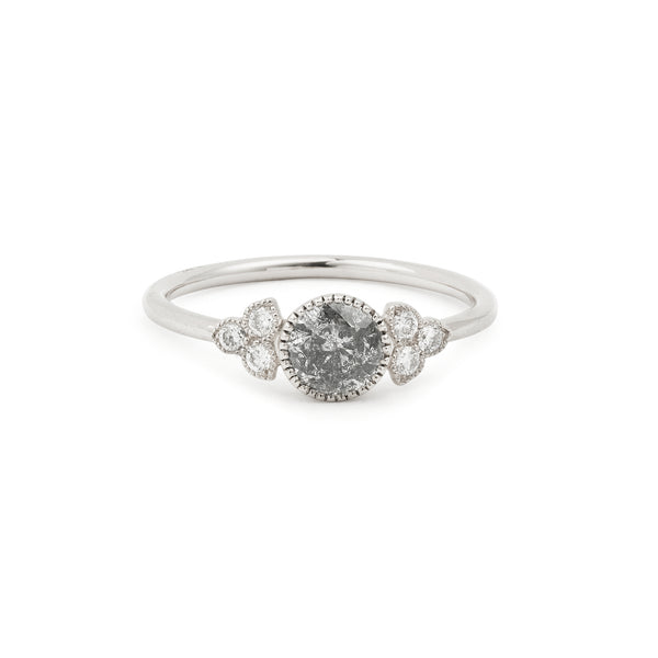 Bague Flora L Diamant Galaxie