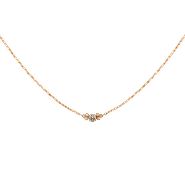 Collier Stella Diamant Galaxie