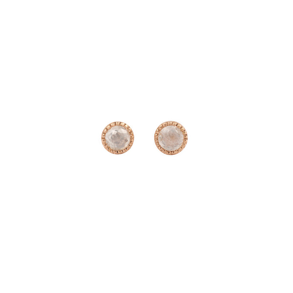Boucle d'oreille Love Diamants Icy Grand modèle