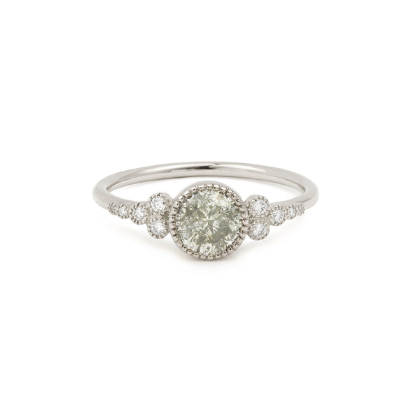Bague Iris XL diamant Galaxie