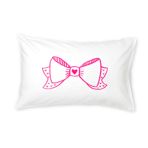 BOW Pillowcase