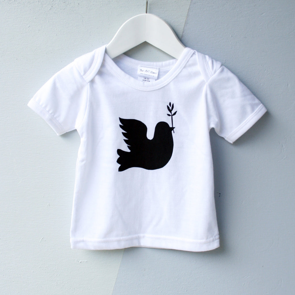 PEACE DOVE Baby T-Shirt