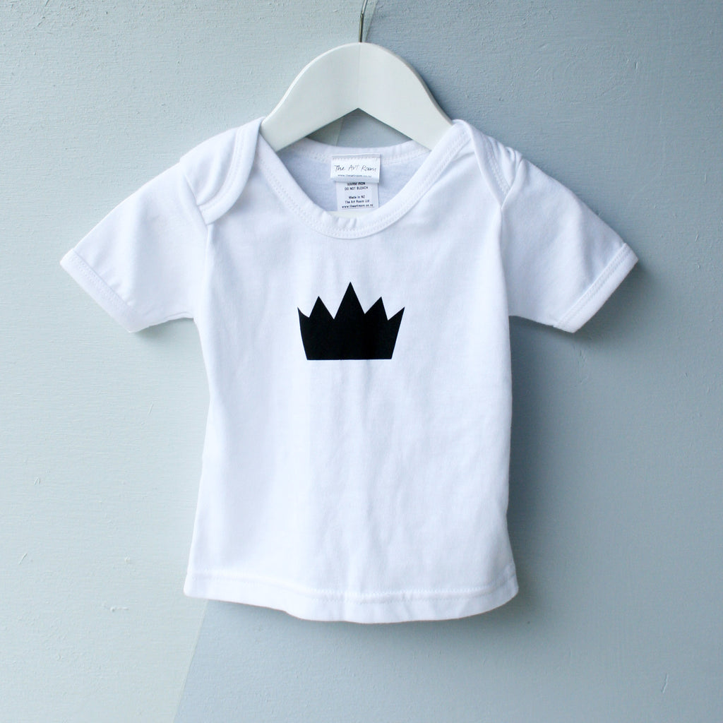 CROWN Baby T-Shirt