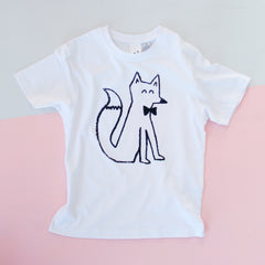 FOX Kid's T-Shirt - White