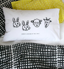 'Here's looking at you, kid' Pillowcase