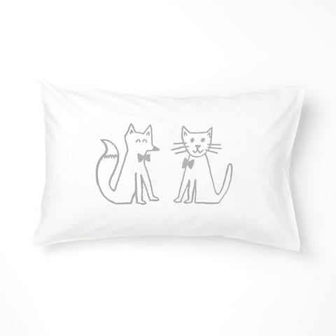 Animal Friends Pillowcase