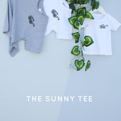 SUNNY Kid's T-Shirt - White