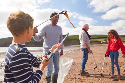 Beach Cleanup: Protecting our Ocean