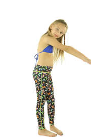 GIRL'S LEGGINGS - BUTTERFLY