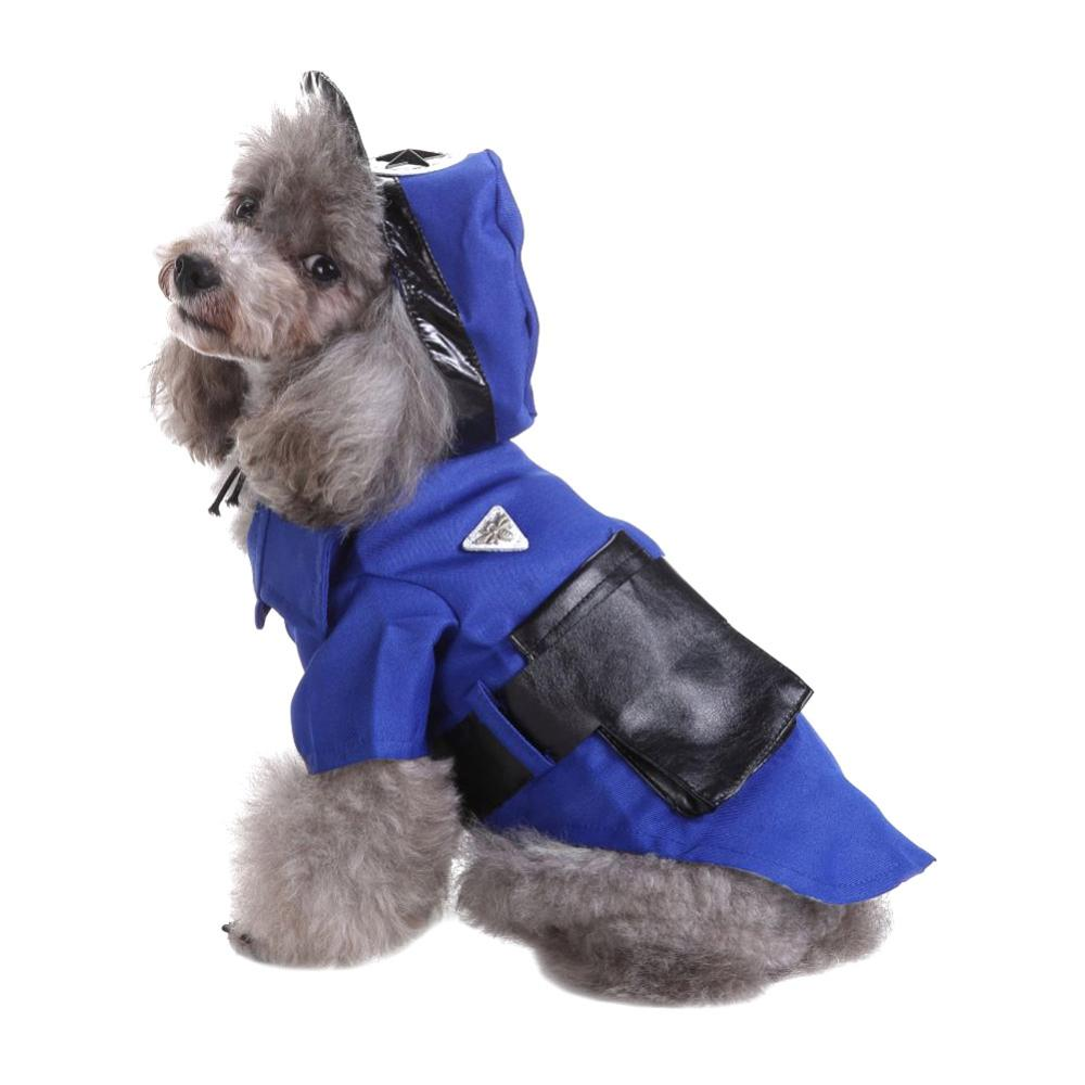Pet Halloween Cosplay Policeman Clothes Set