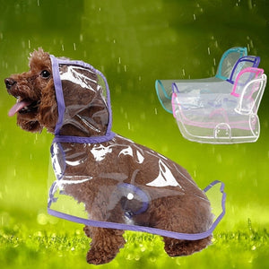 Transparent Waterproof Raincoat