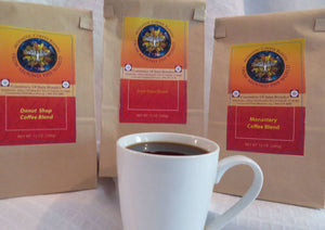 Monastery Coffee Blends