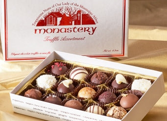 Monastery Truffle Assortment