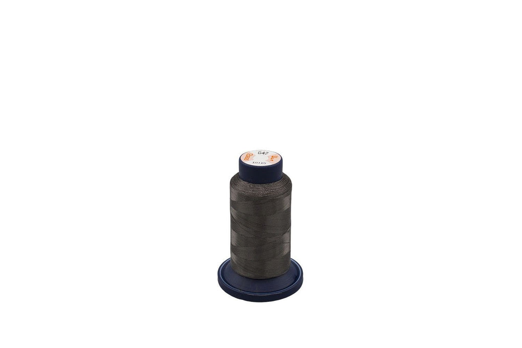 Ultrapos G Metallic #G42, Black 880yds/cone