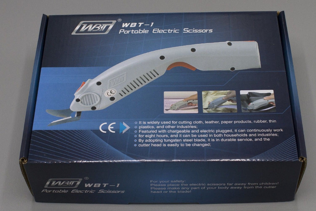 WBT-1 Cordless High Power Electric Scissors