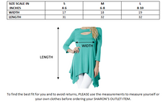 Women's Sexy Peep Front Long Sleeve Blouse