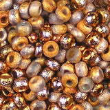 Czech 6/0 Seed Beads from Bead Stampede