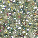 3mm Glass Rondelle beads from Bead Stampede