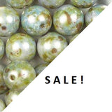 Beadstampede Clearance and Sale Items Section