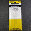 Beadsmith Size 10 Long Beading Needles