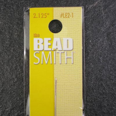 Beadsmith Big-Eye Beading Needle - Standard Size 5.4cm/2.125in